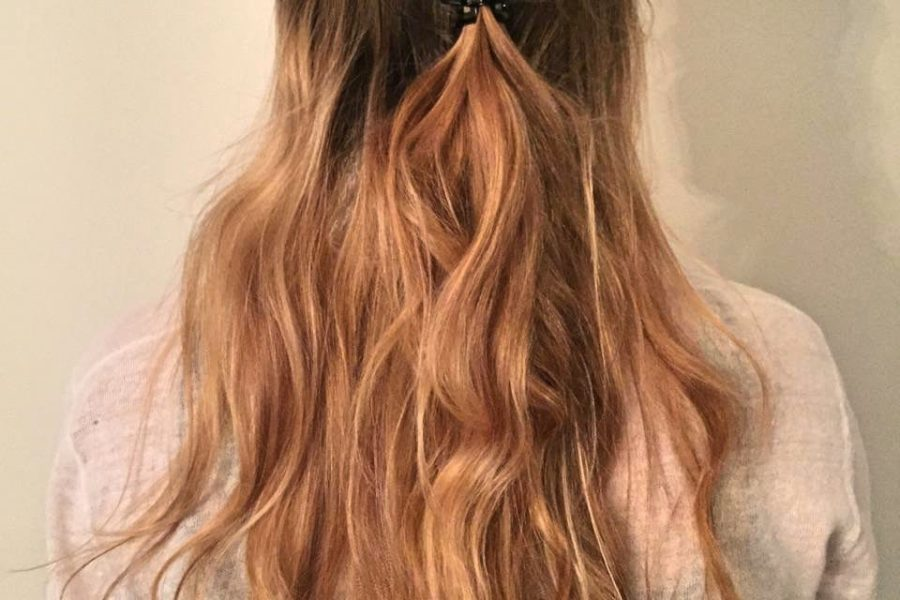 Balyage beachwave