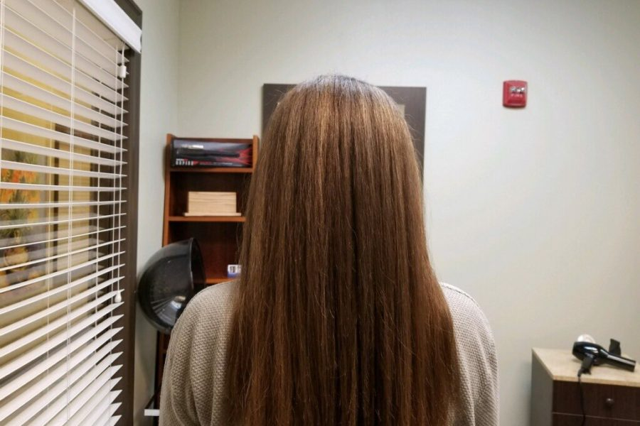 dark red and brown hair color by kathleen marie